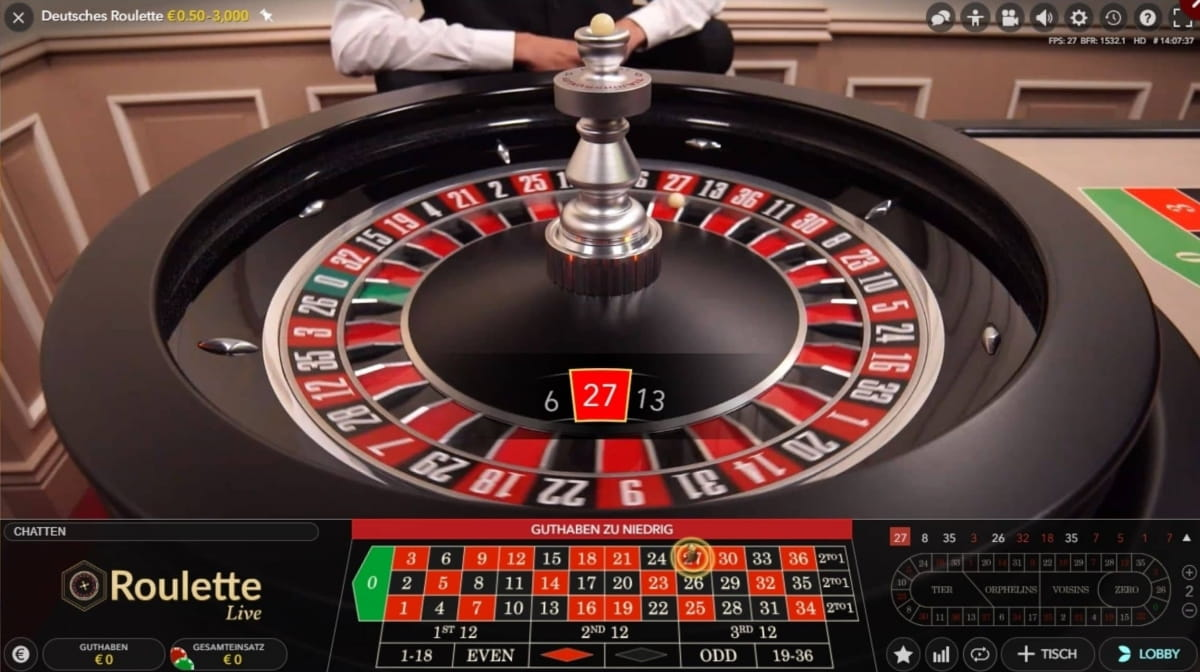 Play Online Roulette - For Real Or Free Money