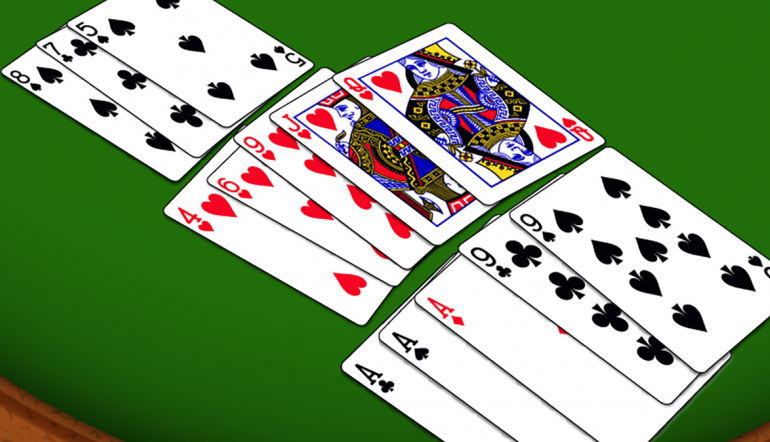 Play Legal Real Money Poker Online