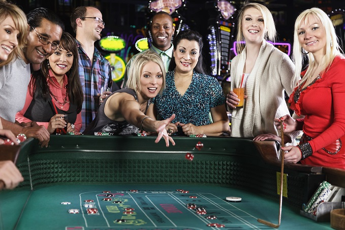 Why do people play online slot games?